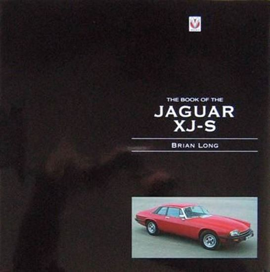 Picture of THE BOOK OF THE JAGUAR XJ-S