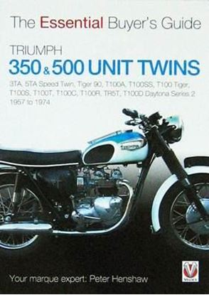 Picture of TRIUMPH 350 & 500 UNIT TWINS 1957 TO 1974: THE ESSENTIAL BUYER'S GUIDE