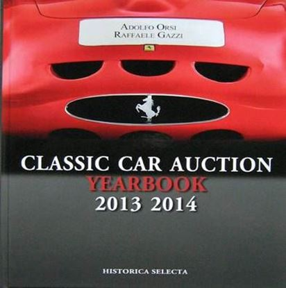 Picture of CLASSIC CAR AUCTION 2013-2014 YEARBOOK