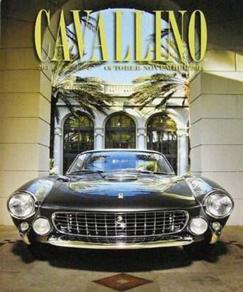 Picture of CAVALLINO THE JOURNAL OF FERRARI HISTORY N° 203 OCTOBER/NOVEMBER 2014