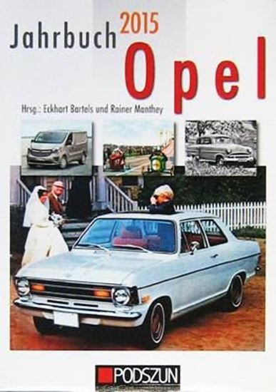 Picture of JAHRBUCH OPEL 2015