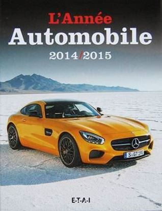 Picture of ANNEE AUTOMOBILE N.62 2014-2015