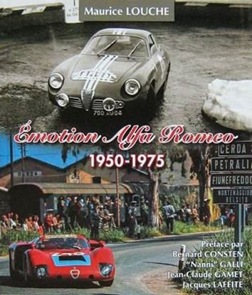 Picture of EMOTION ALFA ROMEO 1950-1975