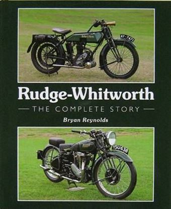 Immagine di RUDGE-WHITWORTH THE COMPLETE STORY