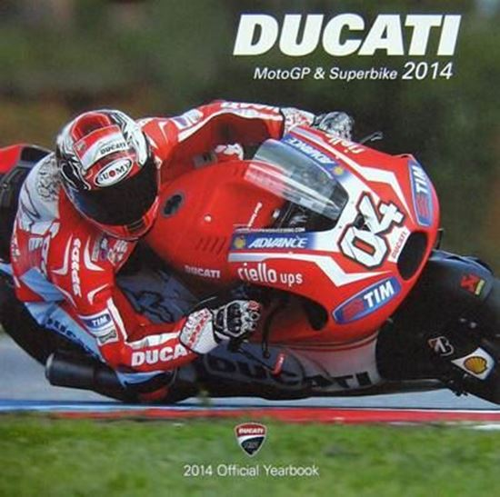Immagine di DUCATI 2014 OFFICIAL YEARBOOK