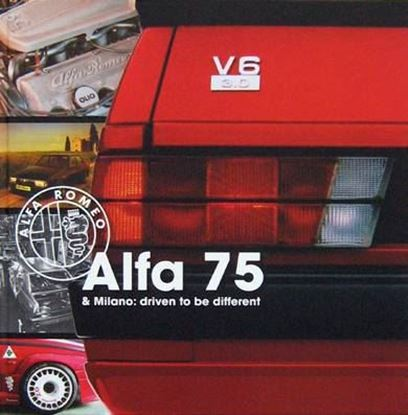 Picture of ALFA 75 & MILANO: DRIVEN TO BE DIFFERENT