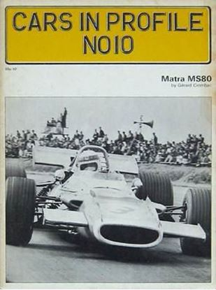 Immagine di MATRA MS80 - CARS IN PROFILE N.10