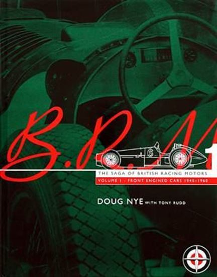 Immagine di BRM VOL.1-2-3 1945-1969 THE SAGA OF BRITISH RACING MOTORS