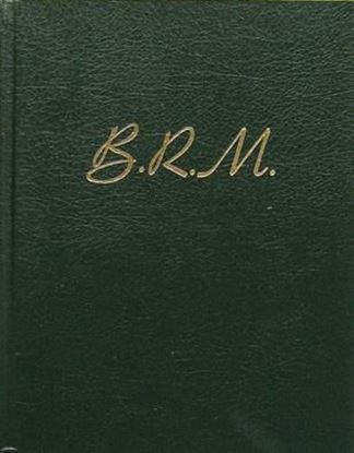 Picture of BRM THE SAGA OF BRITISH RACING MOTORS VOL. 2: SPACEFRAME CARS 1959 TO 1965 - DIAMOND EDITION