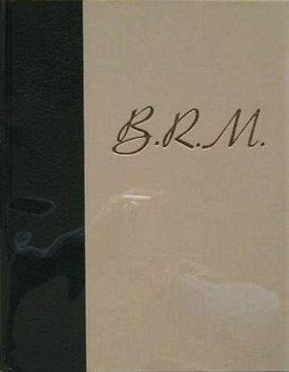 Picture of BRM THE SAGA OF BRITISH RACING MOTORS VOL. 2: SPACEFRAME CARS 1959 TO 1965 - GOLD EDITION