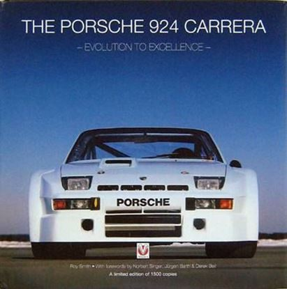 Immagine di THE PORSCHE 924 CARRERAS EVOLUTION TO EXCELLENCE