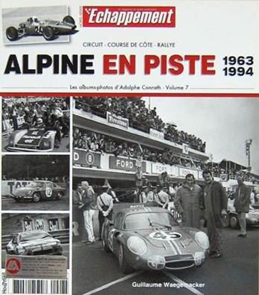 Picture of ALPINE EN PISTE 1963-1994: LE MAGAZINE DU SPORT AUTOMOBILE ECHAPPEMENT H.S. 7