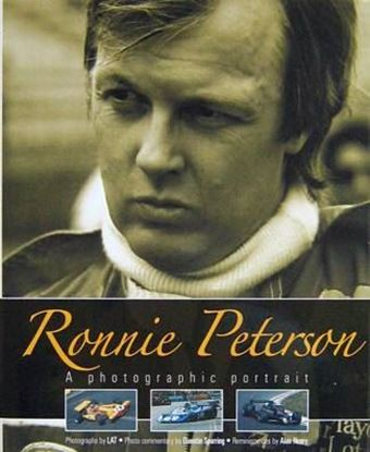 Immagine di RONNIE PETERSON A PHOTOGRAPHIC PORTRAIT