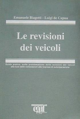 Picture of LE REVISIONI DEI VEICOLI