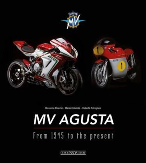 Picture of MV AGUSTA FROM 1945 TO THE PRESENT