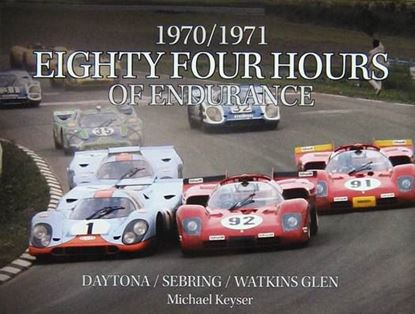 Immagine di 1970/1971 EIGHTY FOUR HOURS OF ENDURANCE DAYTONA/SEBRING/WATKINS GLEN