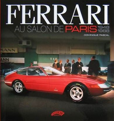 Picture of FERRARI AU SALON DE PARIS 1948/1988