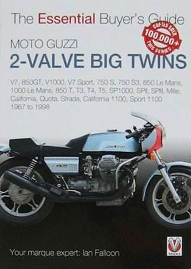 Picture of MOTO GUZZI 2-VALVE BIG TWINS 1967-1998: THE ESSENTIAL BUYER'S GUIDE