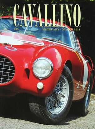 Picture of CAVALLINO THE JOURNAL OF FERRARI HISTORY N° 205 FEBRUARY/MARCH 2015