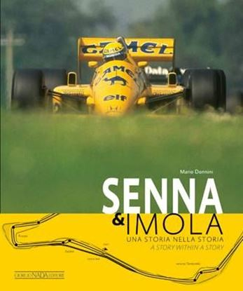 Picture of SENNA & IMOLA Una storia nella storia/A story within a story - COPIA FIRMATA DALL'AUTORE! / SIGNED COPY BY THE AUTHOR!
