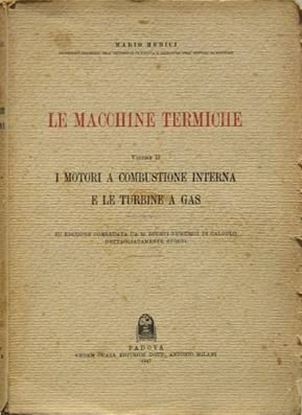 Picture of LE MACCHINE TERMICHE VOL.II Ed. 1947