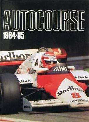 Picture of AUTOCOURSE 1984-85