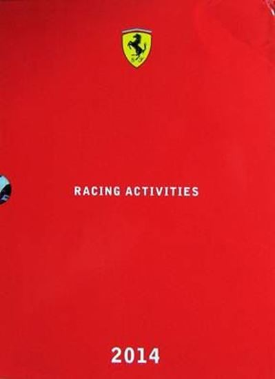 Picture of FERRARI RACING ACTIVITIES 2014 (2 volumi in cofanetto)