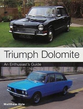Picture of TRIUMPH DOLOMITE: AN ENTHUSIAST'S GUIDE