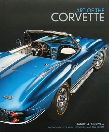 Picture of ART OF THE CORVETTE