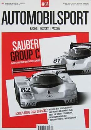 Immagine di AUTOMOBILSPORT N. 4 SAUBER GROUP C 1982-1991