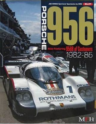 Immagine di PORSCHE 956 1982-85 SPORTSCAR SPECTACLES SERIES BY HIRO N.07
