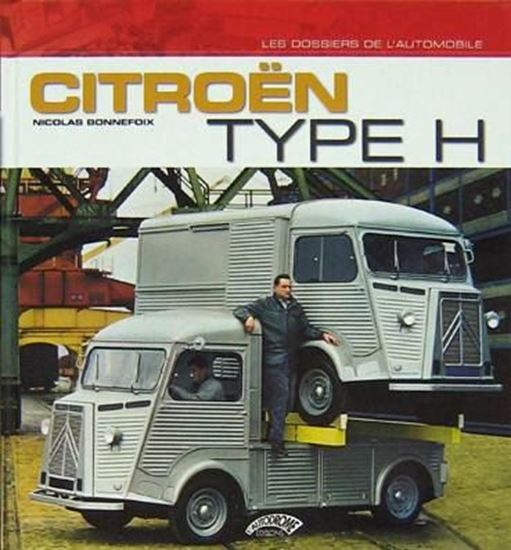 "Picture of CITROEN TYPE H - ""Les Dossiers de L'Automobile"""