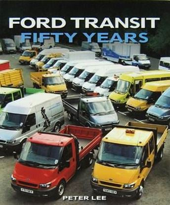 Immagine di FORD TRANSIT FIFTY YEARS