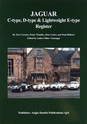 Immagine di JAGUAR C-TYPE, D-TYPE & LIGHTWEIGHT E-TYPE REGISTER