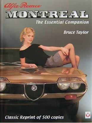 Immagine di ALFA ROMEO MONTREAL THE ESSENTIAL COMPANION. CLASSIC REPRINT