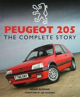 Immagine di PEUGEOT 205 THE COMPLETE STORY