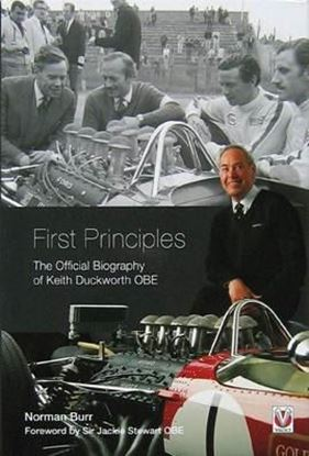 Immagine di FIRST PRINCIPLES THE OFFICIAL BIOGRAPHY OF KEITH DUCKWORTH