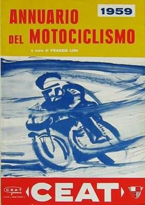 Picture of ANNUARIO DEL MOTOCICLISMO 1959
