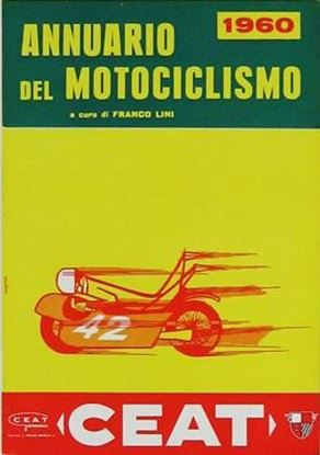 Picture of ANNUARIO DEL MOTOCICLISMO 1960