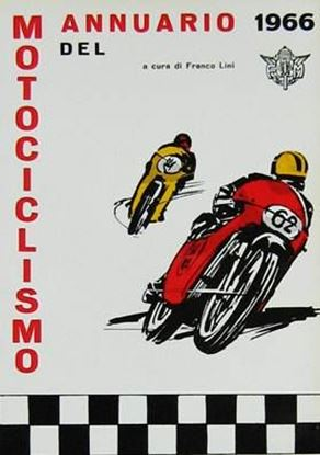 Picture of ANNUARIO DEL MOTOCICLISMO 1966