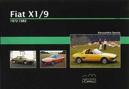 Picture of FIAT X1/9 1972-1982