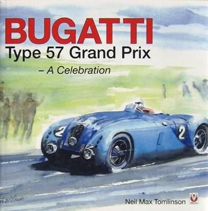 Immagine di BUGATTI TYPE 57 GRAND PRIX A CELEBRATION