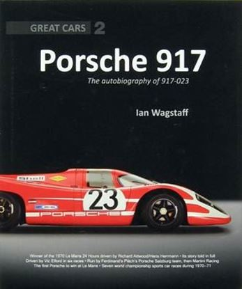 Immagine di PORSCHE 917 THE AUTOBIOGRAPHY OF 917-023