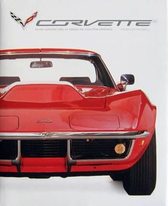 Immagine di CORVETTE SEVEN GENERATIONS OF AMERICAN HIGH PERFORMANCE