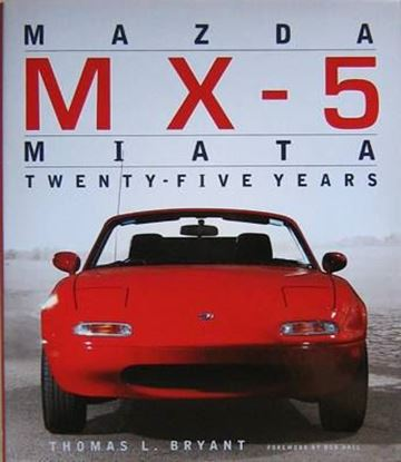 Picture of MAZDA MX-5 MIATA: TWENTY FIVE YEARS