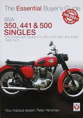 Immagine di BSA 350 441 & 500 SINGLES 1958/1973 THE ESSENTIAL BUYER'S GUIDE