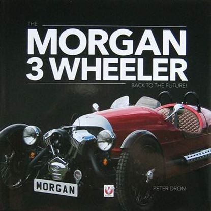 Immagine di THE MORGAN 3 WHEELER BACK TO THE FUTURE