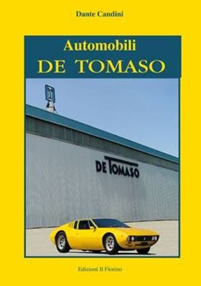 Picture of AUTOMOBILI DE TOMASO