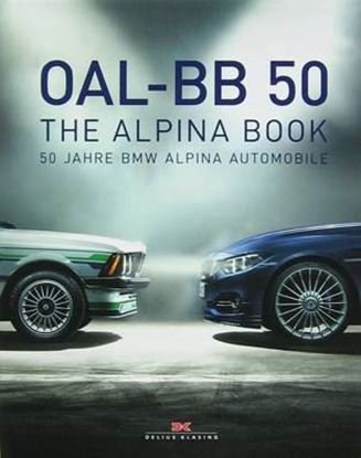 Picture of OAL BB 50 THE ALPINA BOOK 50 JAHRE ALPINA AUTOMOBILE