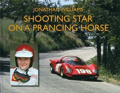 Immagine di JONATHAN WILLIAMS SHOOTING STAR ON A PRANCING HORSE